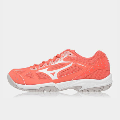 Mizuno Cyclone Speed 2 Jnr Netball Trainers