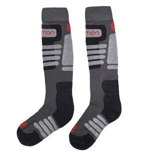 Salomon Access 2 Pack Ski Socks Mens