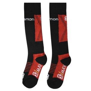 Salomon S Max 2 Pack Ski Socks Junior Boys