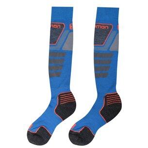 Salomon S Pro 2 Pack Ski Socks Mens