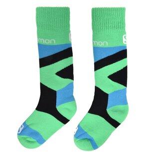Salomon Team 2 Pack Ski Socks Junior Boys