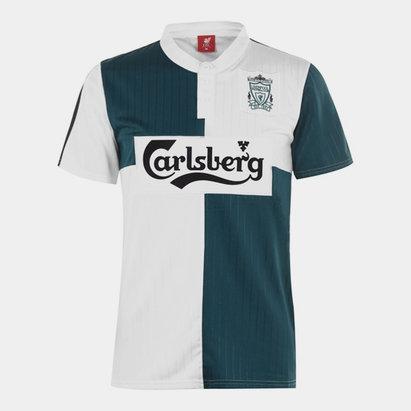 Team Liverpool 1996 Away Shirt Mens