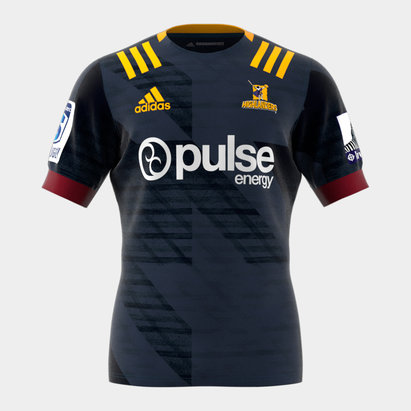 adidas Highlanders Rugby Home Shirt 2020