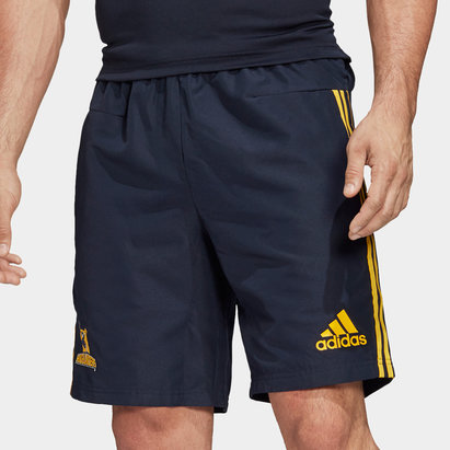 adidas Highlanders 2020 Home Super Rugby Shorts