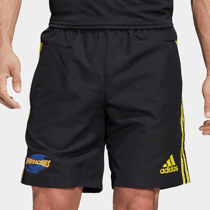 adidas Hurricanes 2020 Home Super Rugby Shorts