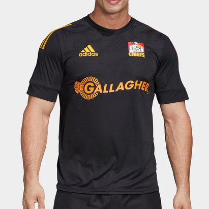 adidas Chiefs 2020 Super Rugby T-Shirt