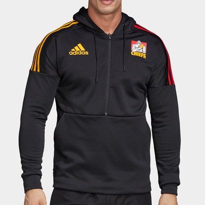 adidas Chiefs 2020 Super Rugby Hooded Sweat