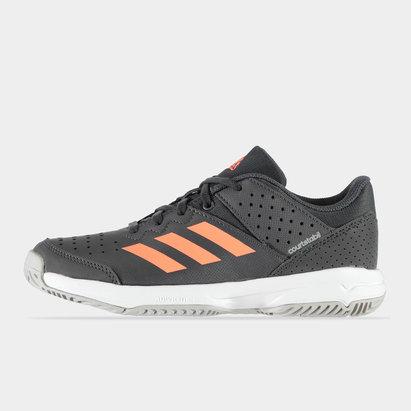 adidas Court Stabil Juniors Netball Shoes