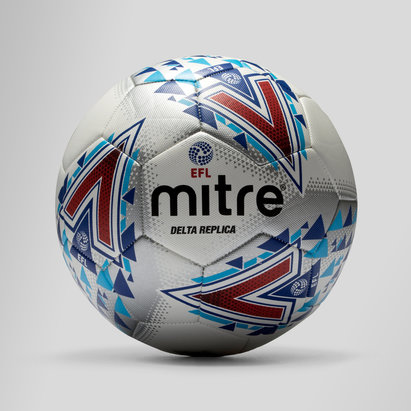 Mitre Delta Hyperseam 30 Panel Replica Football