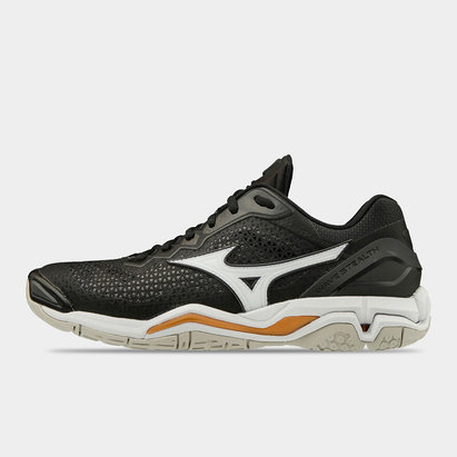 Mizuno Wave Stealth V Ladies Netball Trainers