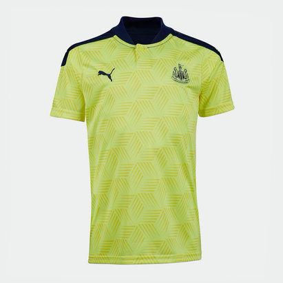 Puma Newcastle United Away Shirt 2020 2021 Junior