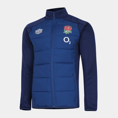 Umbro England Rugby Thermal Jacket 2020 2021