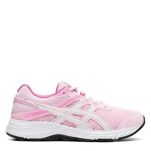 Asics Contend 6 Junior Girls Running Trainers