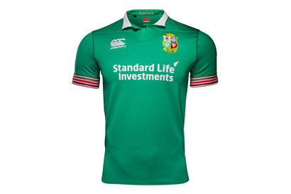 Canterbury British and Irish Lions Junior Pro Training Rugby Shirt