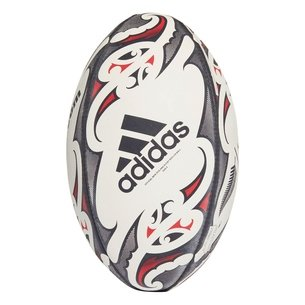 adidas New Zealand Maori All Blacks Rugby Ball
