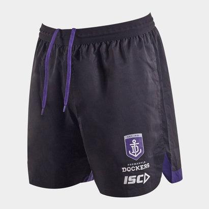 ISC Fremantle Dockers 2020 AFL Players Training Shorts