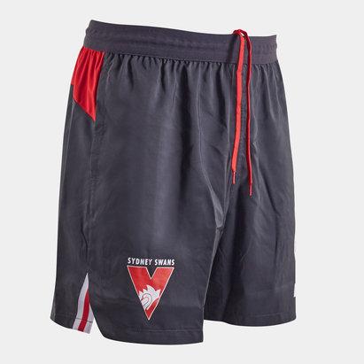 ISC Sydney Swans 2020 AFL Players Training Shorts