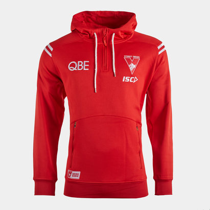 ISC Sydney Swans 2020 AFL Hooded Sweat