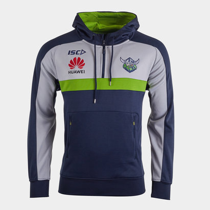 ISC Canberra Raiders NRL 2020 Hooded Rugby Sweat