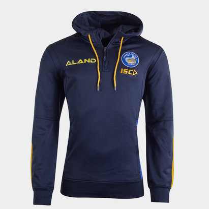 ISC Parramatta Eels NRL 2020 Hooded Rugby Sweat