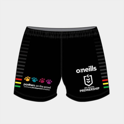 O'Neills Penrith Panthers 2020 NRL Home Rugby Shorts