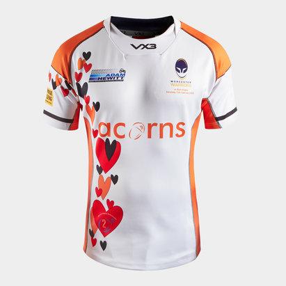 VX3 Worcester Warriors 2020 Kids Charity Shirt