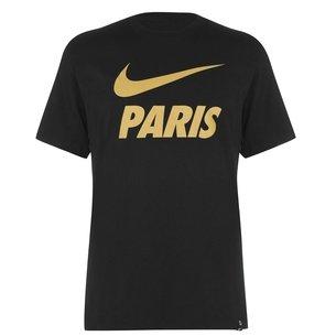 Nike PSG Training T Shirt Mens