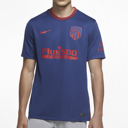 Nike Atletico Madrid Away Shirt 20/21 Mens
