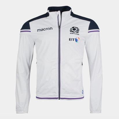 Macron Scotland 2017/18 Players Anthem Jacket