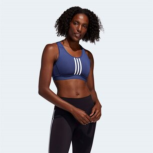 adidas 3 Stripe Sports Bra