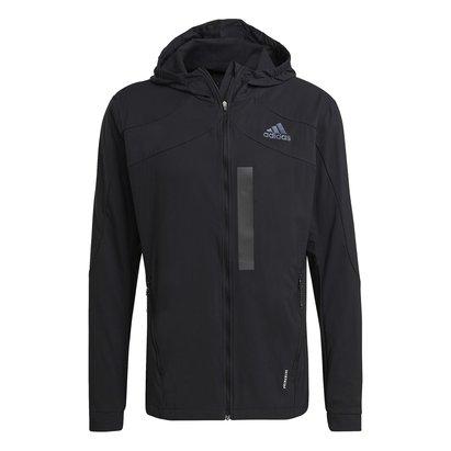 adidas Marathon Jacket Mens Running Jacket