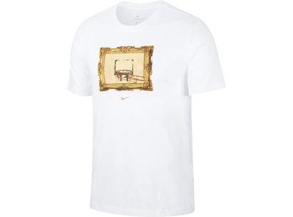 Nike Core Logo Basketball T Shirt Mens
