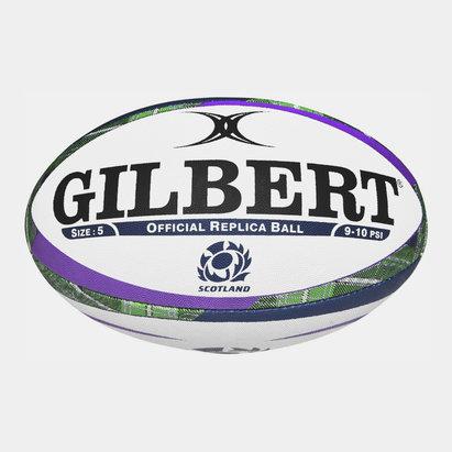 Gilbert Scotland Replica Rugby Ball