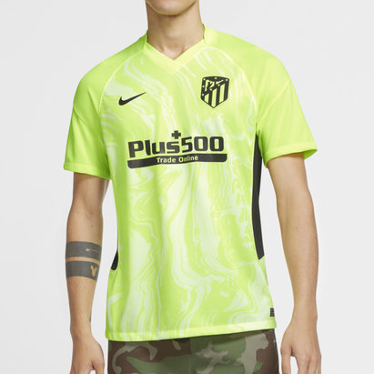 Nike Atletico Madrid Third Shirt 20/21 Mens