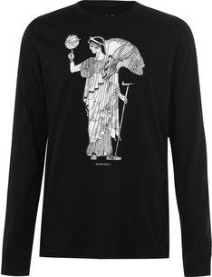 Nike Dri FIT HBR Mens Basketball T Shirt