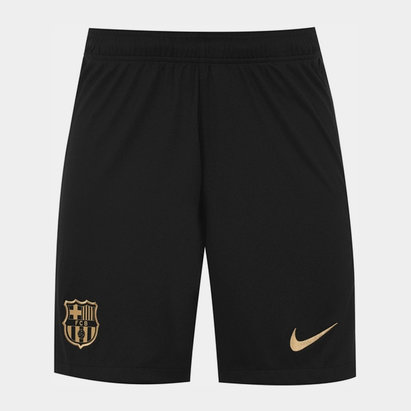 Nike Barcelona Away Shorts 20/21 Mens