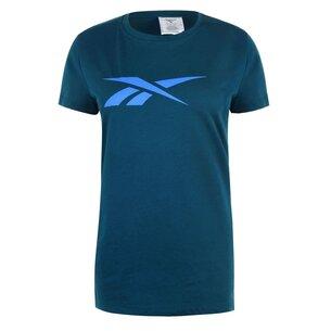 Reebok Vector T Shirt Ladies
