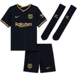 Nike Barcelona Away Mini Kit 20/21