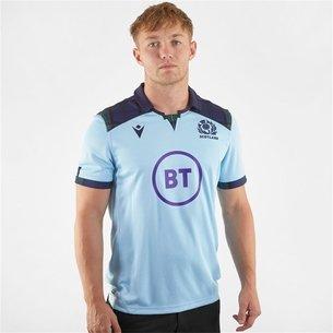 Macron Scotland Away Rugby Shirt 2019 2020