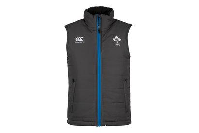 Canterbury Ireland IRFU 2017/18 Players Padded Rugby Gilet