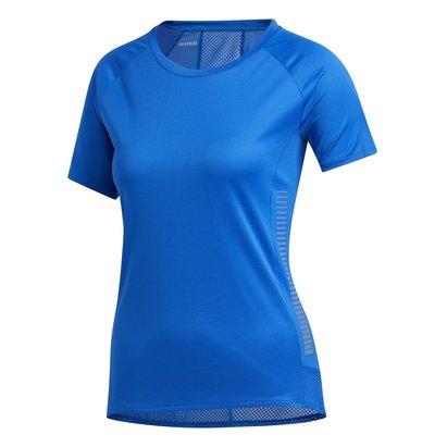 25 7 Rise Up N Run Parley T Shirt Ladies
