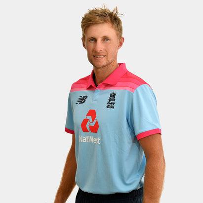 New Balance England ODI S/S Replica Shirt