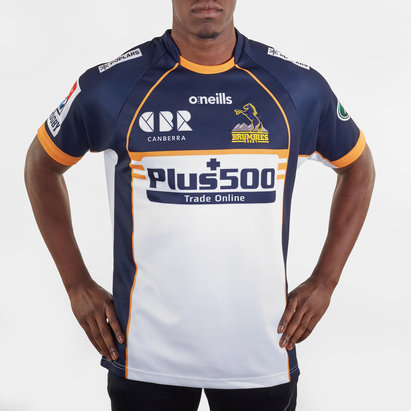 O'Neills Brumbies 2020 Home S/S Super Rugby Shirt