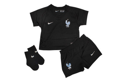 Nike France 17/18 Infants 3rd Replica Football Kit