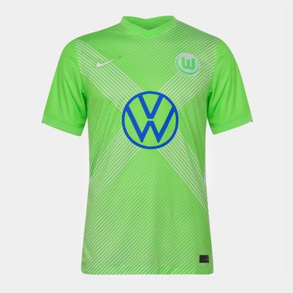 Nike VFL Wolfsburg Home Shirt 20/21 Mens