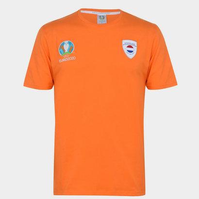 UEFA Euro 2020 Holland Core Tee Mens