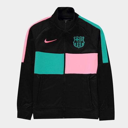 Nike Barcelona European Anthem Jacket 20/21 Kids