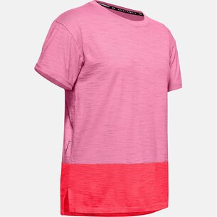 Under Armour Charged Cotton T Shirt Womens