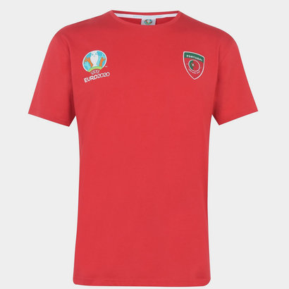 UEFA Euro 2020 Portugal Core Tee Mens