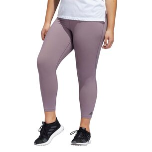 adidas Believe This Plus Size Tights Ladies